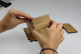 Laser Cutting Wooden Boxes