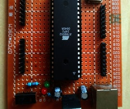 AT89S52 - Veroboard & Upcycling Components