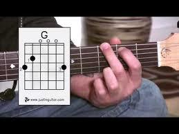 The G Chord.
