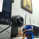 Face Tracking Device! Python & Arduino
