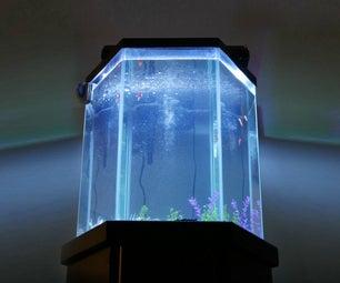 LED Aquarium Light Conversion