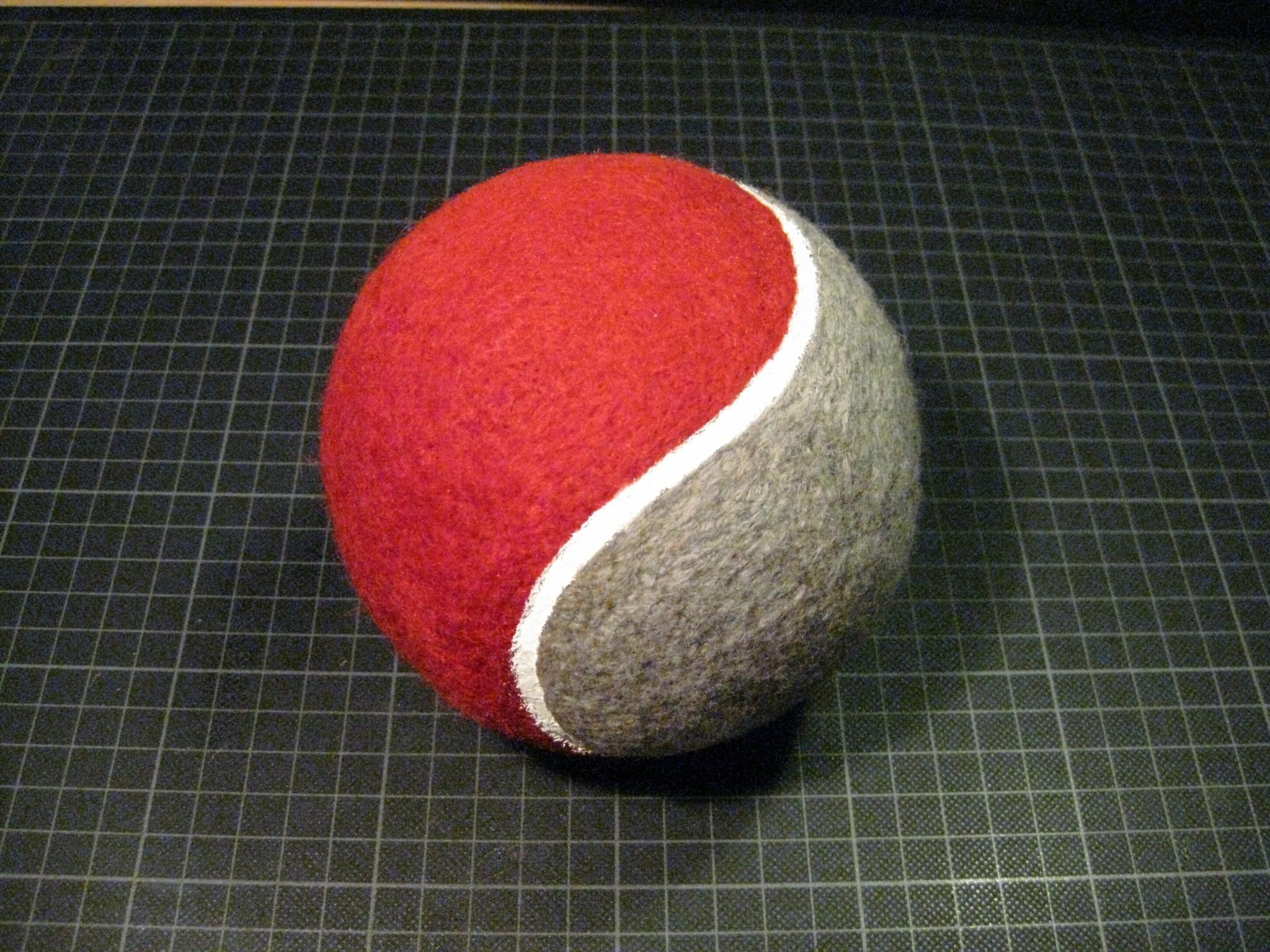 House M.D. oversized tennis ball