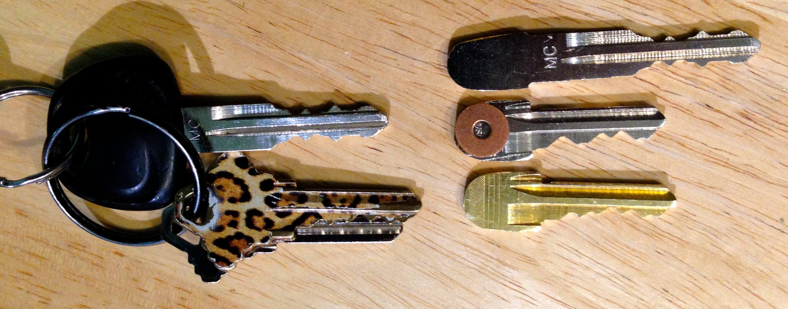 Cut & Shape Keys