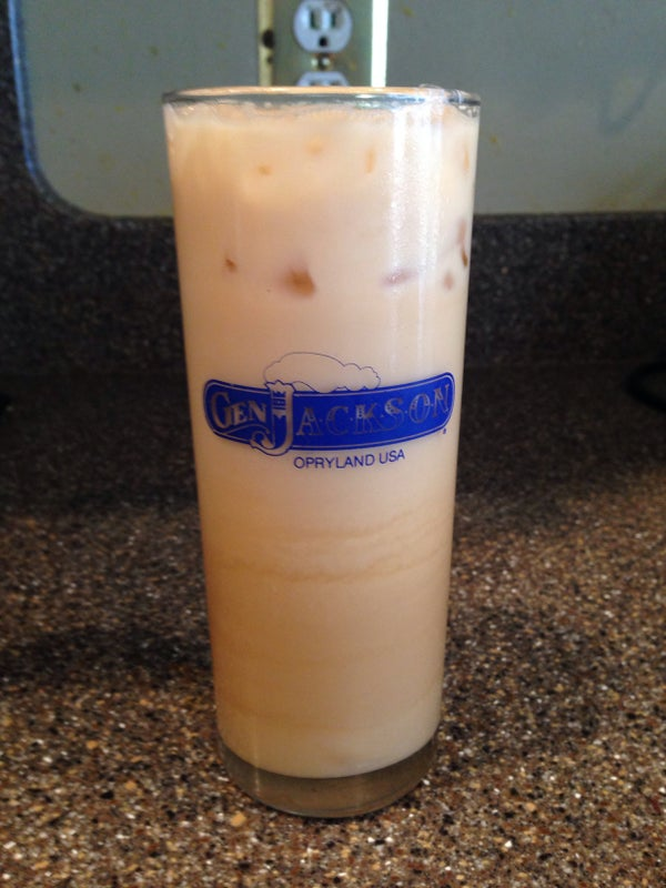 Best Home Made Iced Coffee