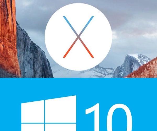 Dual Boot Windows 10 and OS X El Capitan on a PC - Hackintosh