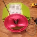 Arduino RC Car Wheel
