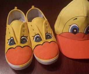 Shoes That Quak