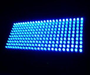 24 X 10 LED Matrix (Arduino Based)