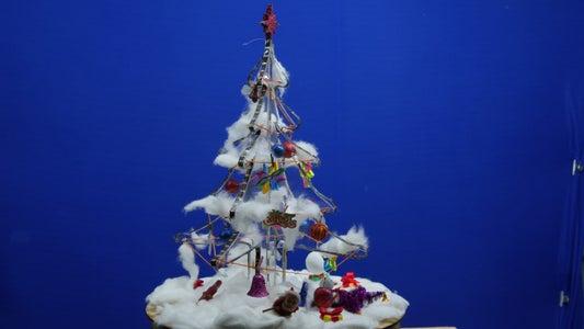DIY Christmas Tree and Christmas Decor Using Arduino