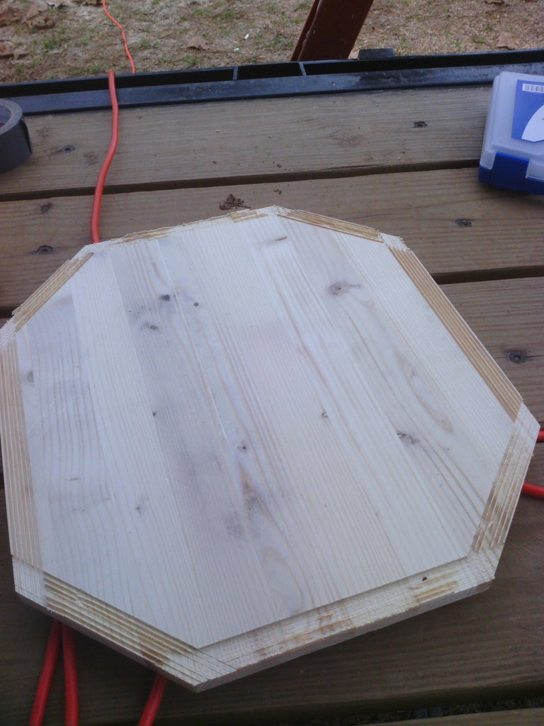 Building and Fitting the Top Panel
