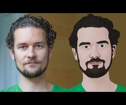 How to Cartoon Yourself | GIMP | Photoshop Alternative