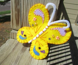Sew a Butterfly