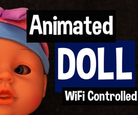 Animated WiFi Doll