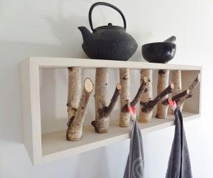 Make a Branch Shelf
