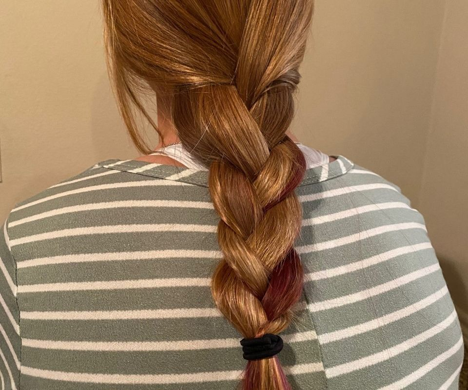 How to Braid Medium to Long Hair