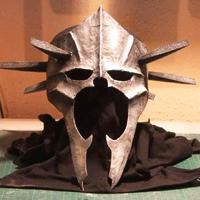 Make an Armor Mask