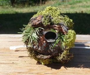 Little Wren Birdhouse From a Soda Can.