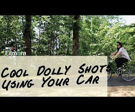 Get Perfect Tracking Shots Like a PRO Using Your Car