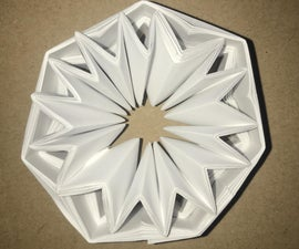 Easy Origami Decorative Star Design for All Ages