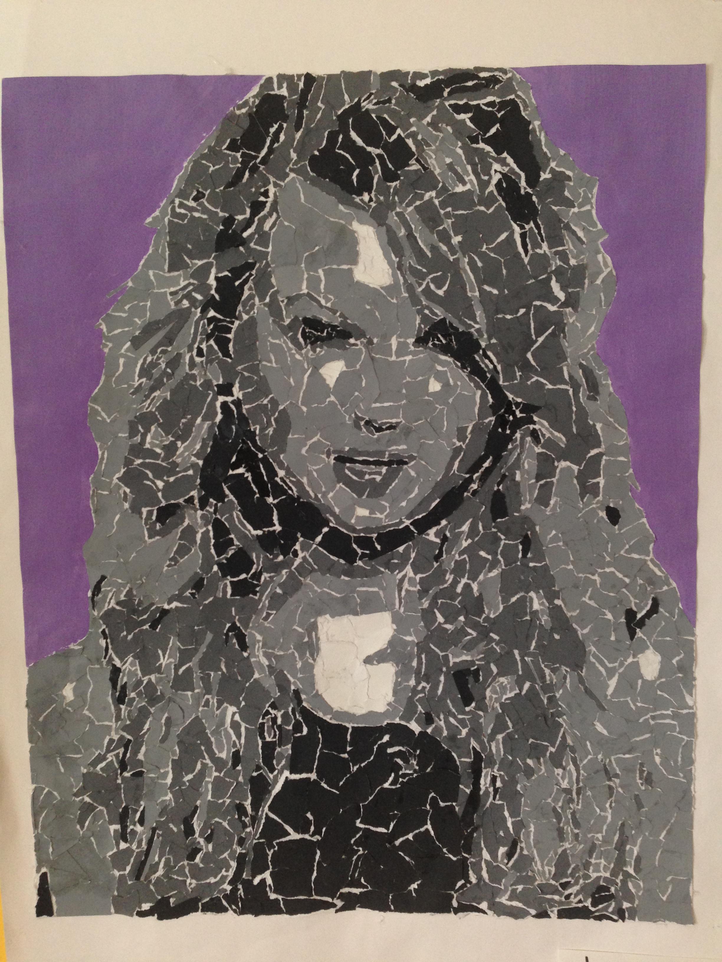 Paper Mosaic