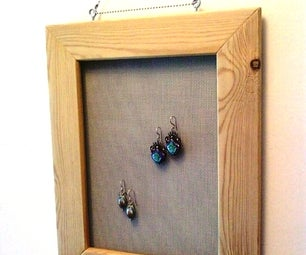 Mother's Day Jewelry Display