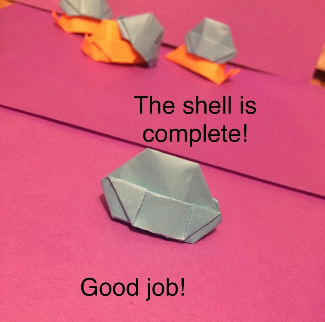 Making the 'Shell'