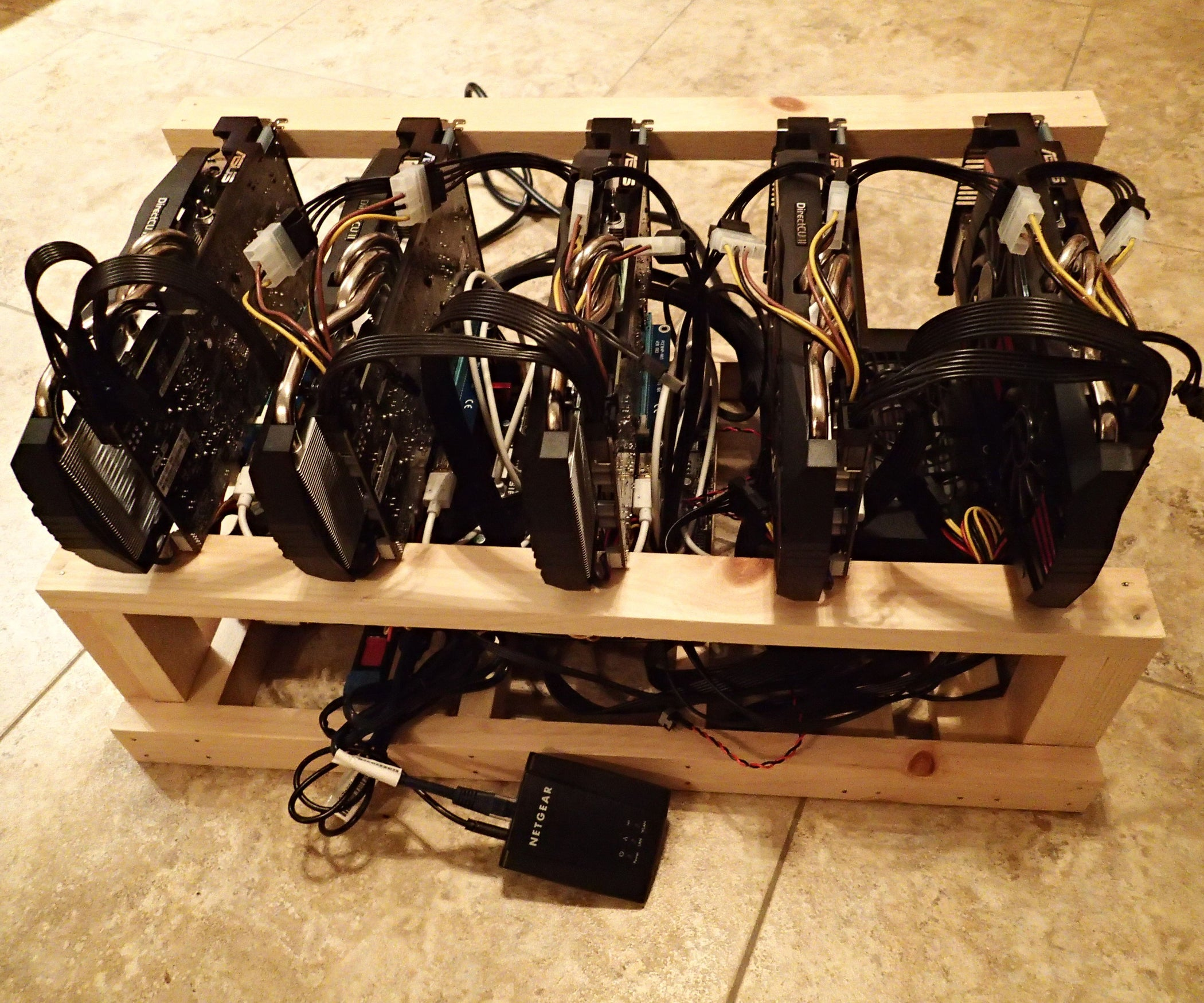 asus r9270x dc2t 2gd5 mining bitcoins
