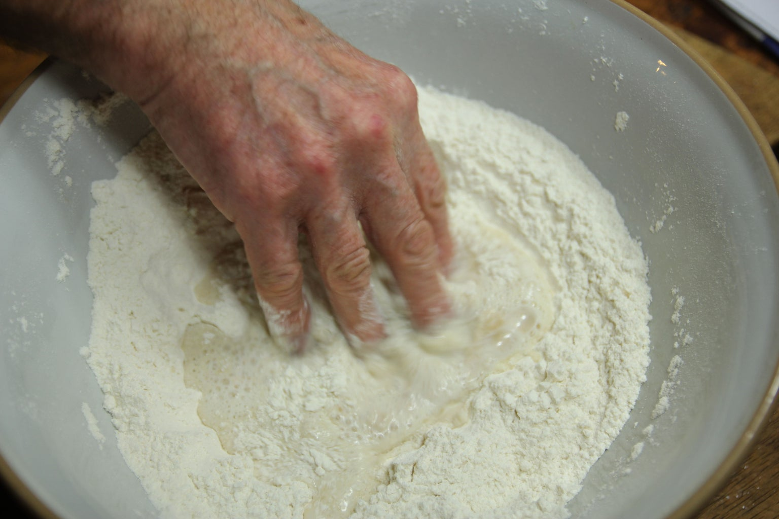 Making the Buns