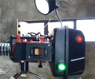 LED Lighting Countertop Drill