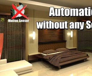 Automation Without Sensor | ESP8266 Projects
