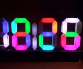 7 Segment Clock