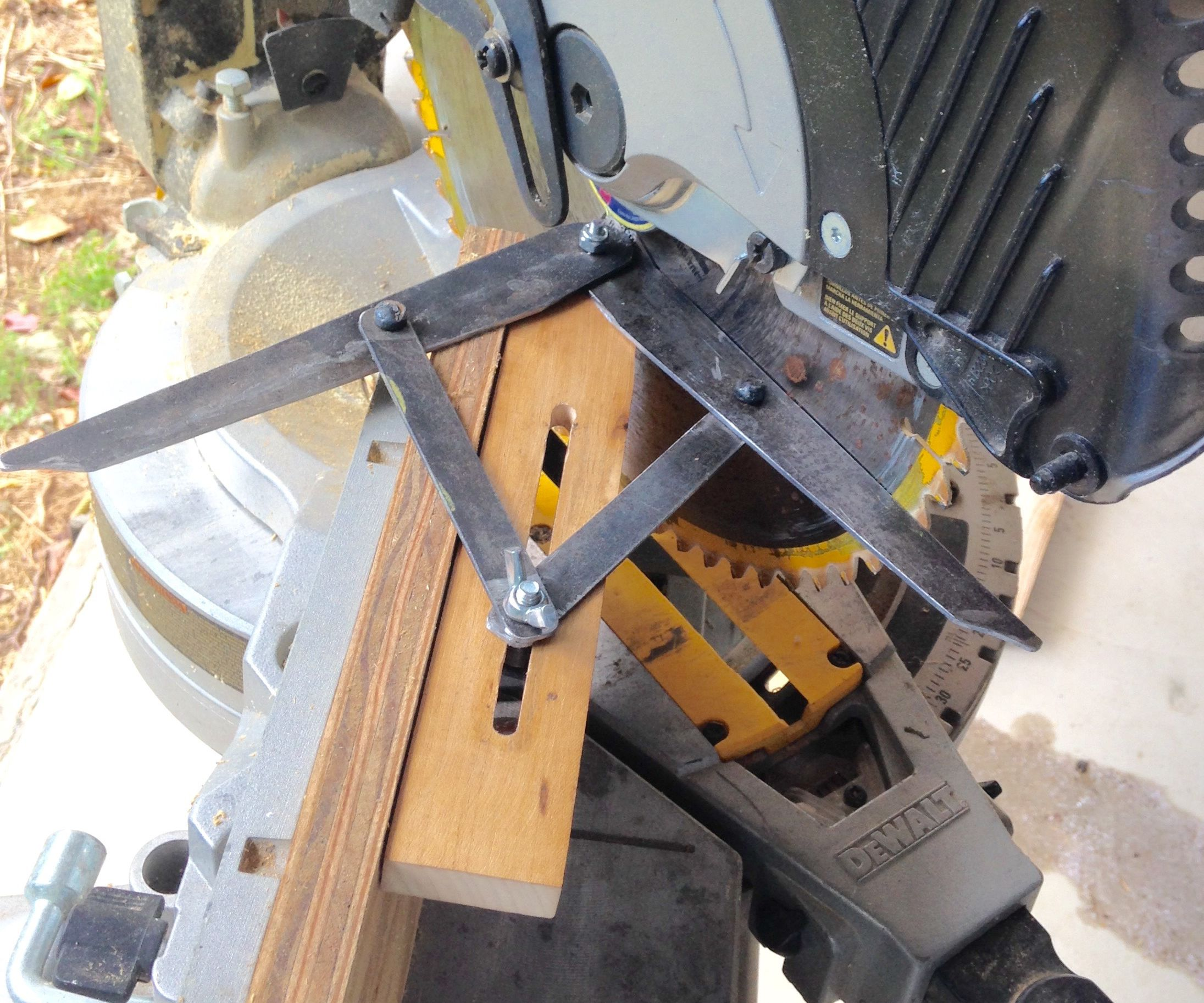 Angle Divider for Perfect Miters No 2