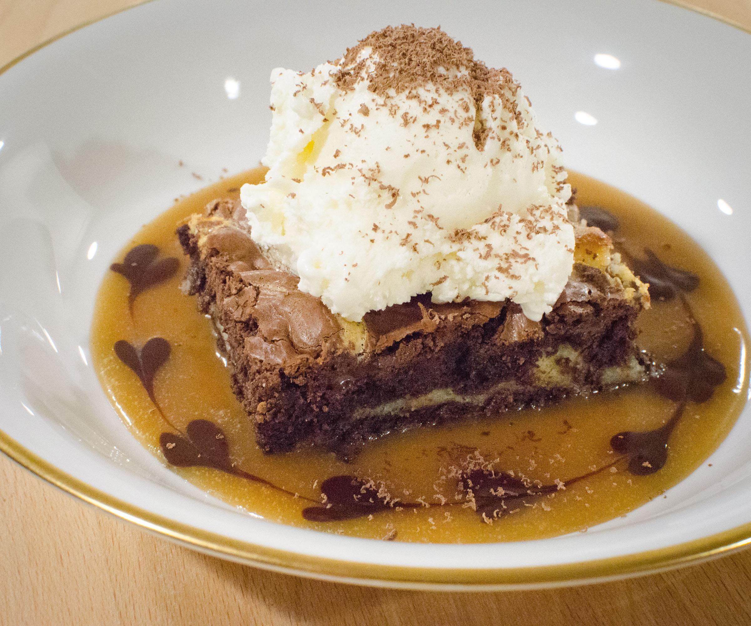 'Bow'dacious Brownies