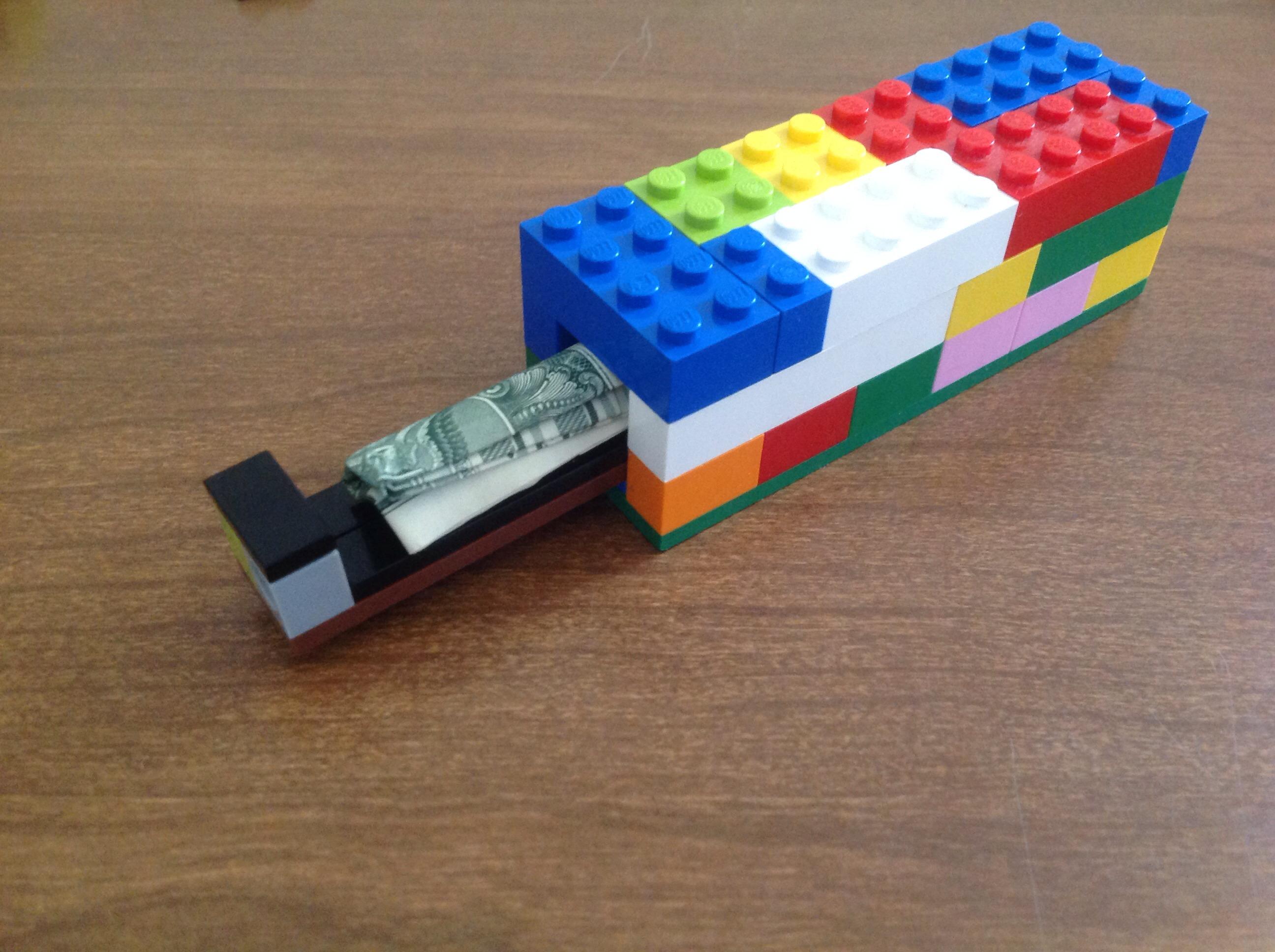 Lego Emergency Money Safe