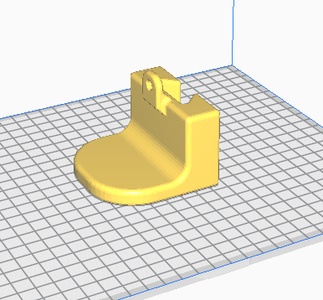 3D Print the Foot Pedal and Rail Plate