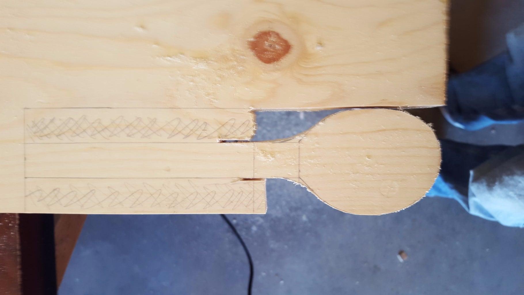 Cutting the Basic Shape