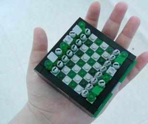 Lego Pocket-Sized Chess Set