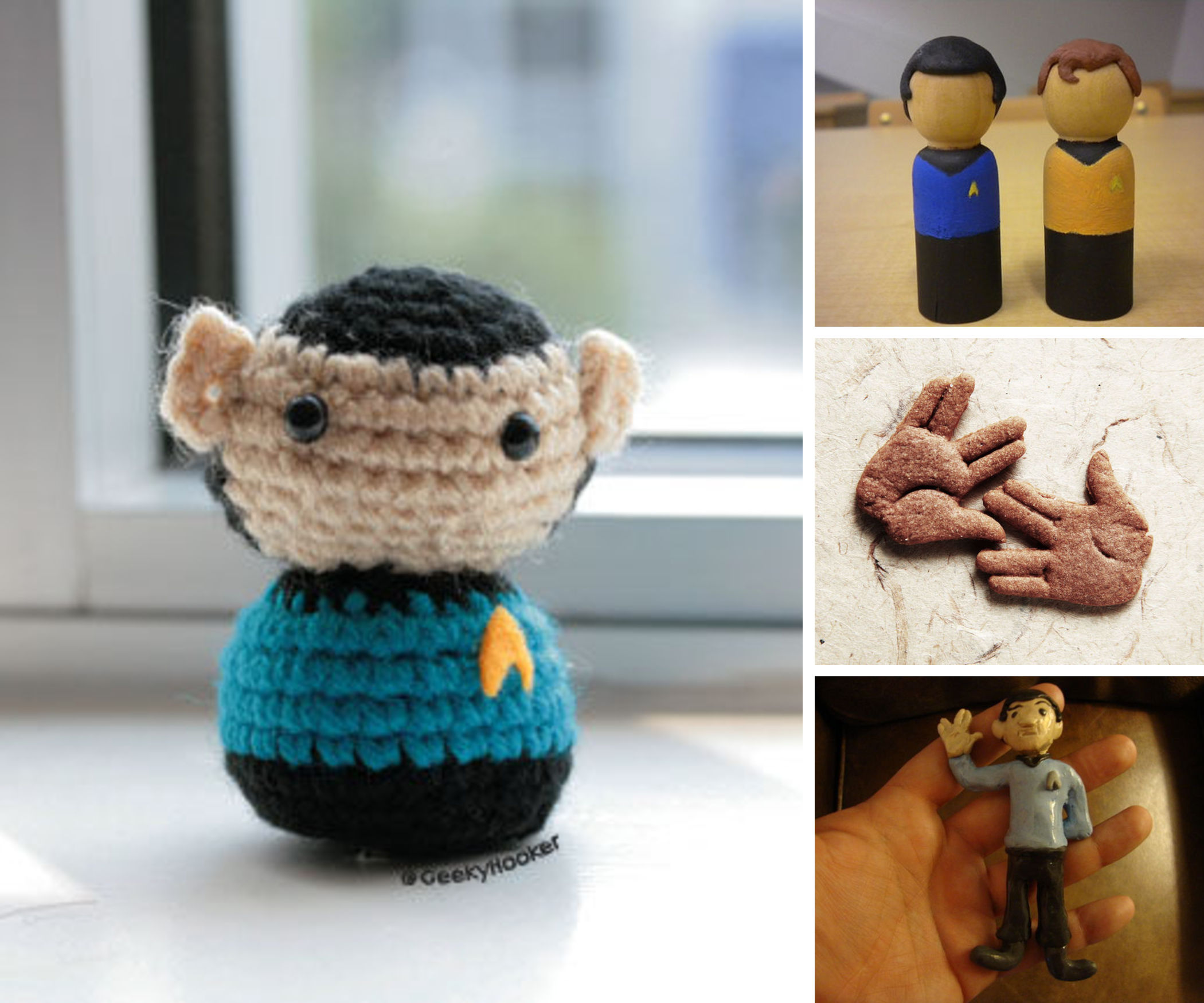 DIY Spock