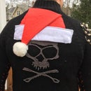 Punk Style Ugly Christmas Sweater