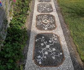 How to Make a Risseu (cobbled Path)