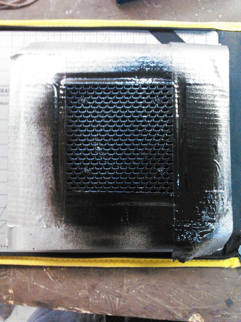 Install Speaker