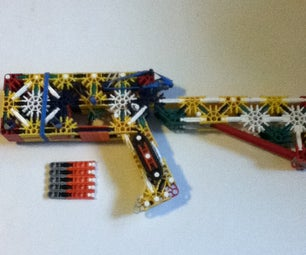 Knex Top Loading Rifle V. 1.0