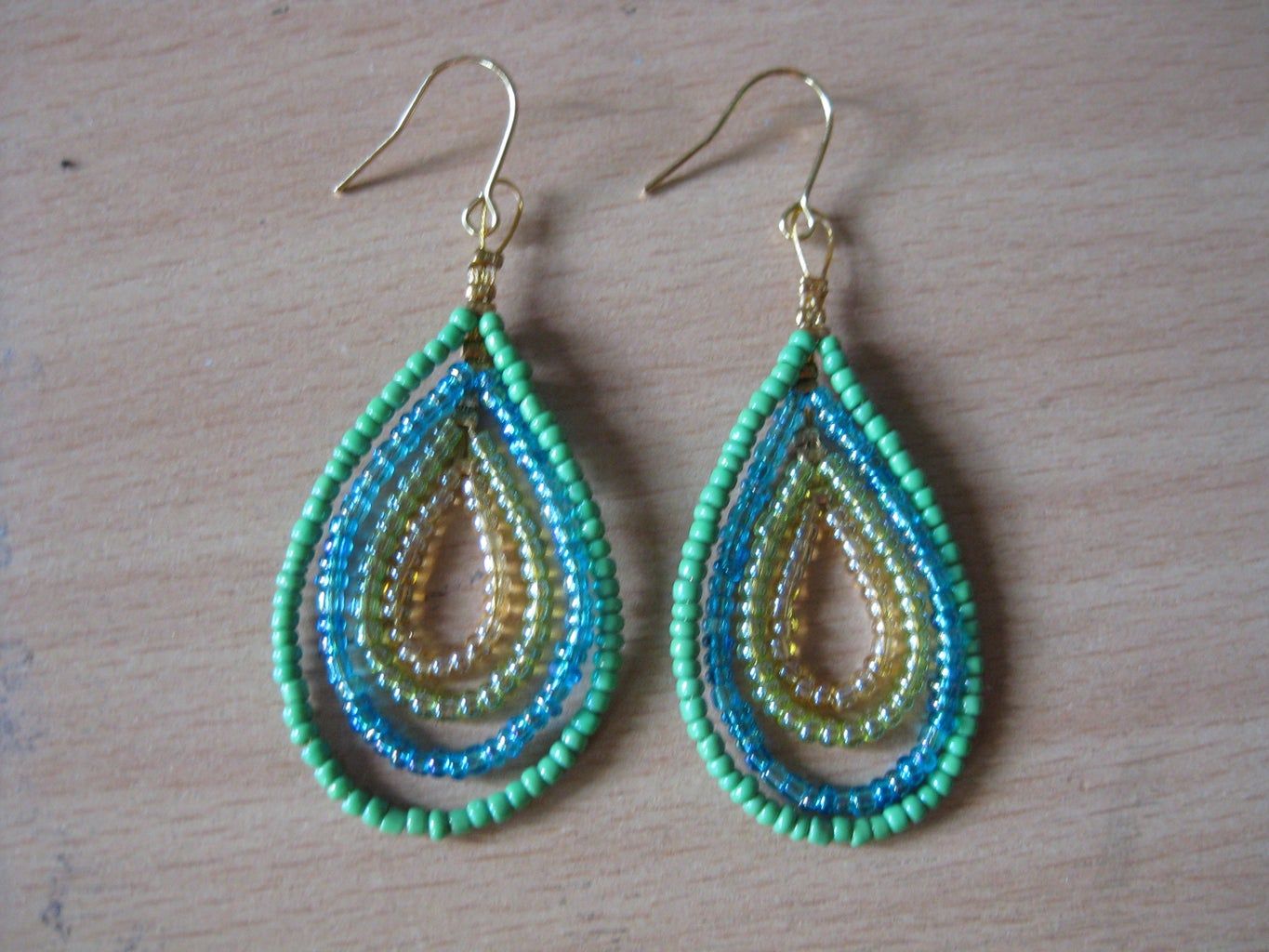 Donna's Earrings (inspired by Earrings Worn by Donna in Mamma Mia the Movie)