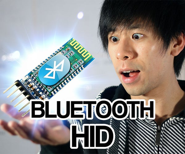 $3 Bluetooth HID Module (HC05 With RN42 Firmware)