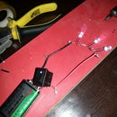 how to wire multiple LED's together