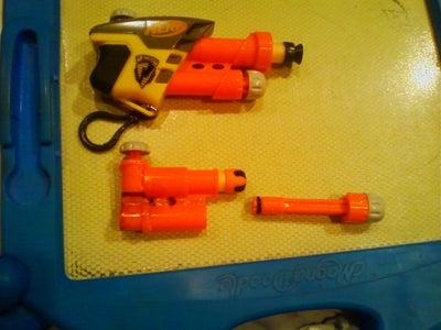 Micro Mini Nerf Gun