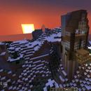 Minecraft Mountian House