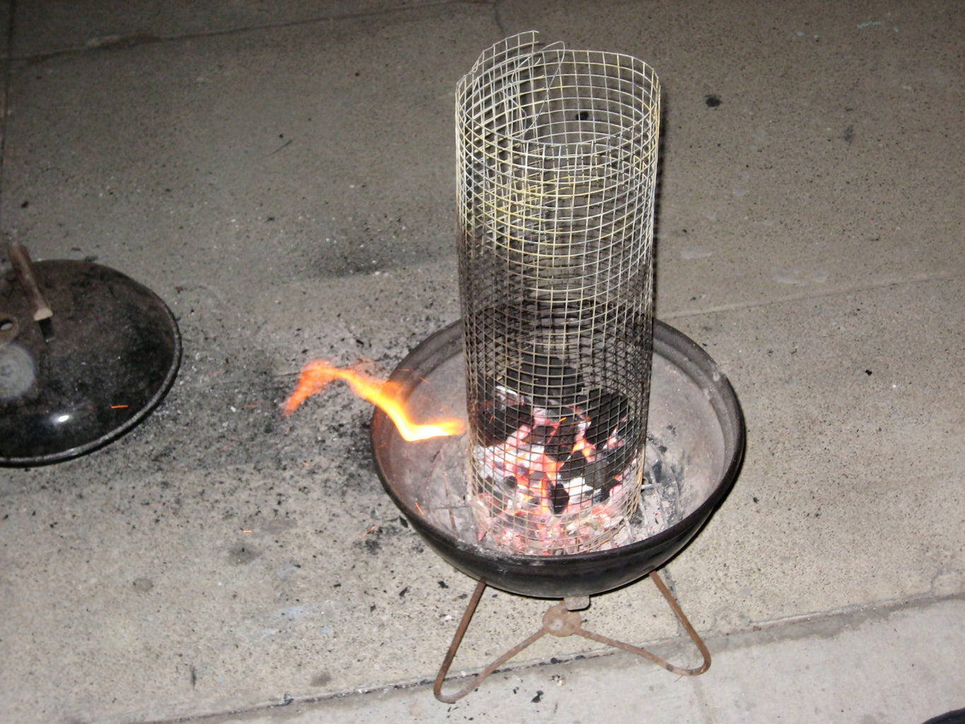 Dump the Coals, Start Grilling, and Feast