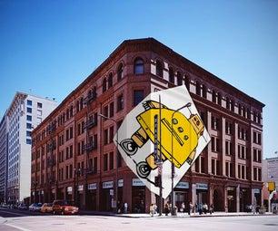 Photoshop Basics: a Building Banner