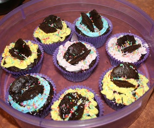 Kids in the Kitchen Cupcakes
